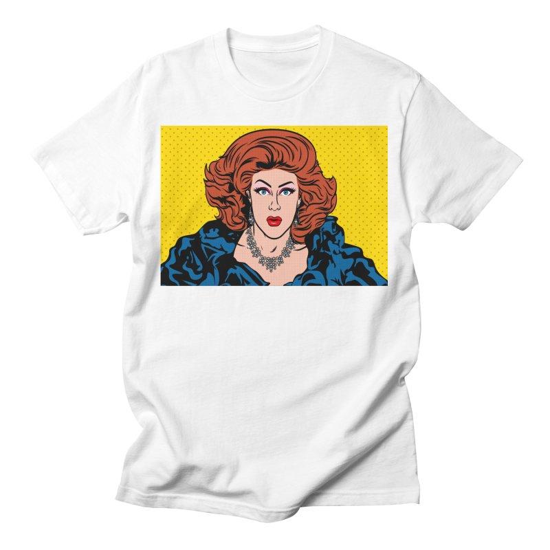 Pop Shirley Men's T-Shirt by Glitterlips's Artist Shop