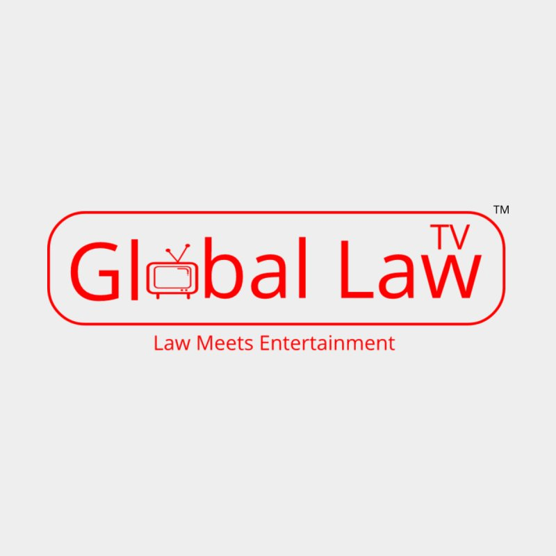 Global Law TV Logo Men's T-Shirt by GlobalLawTV's Artist Shop