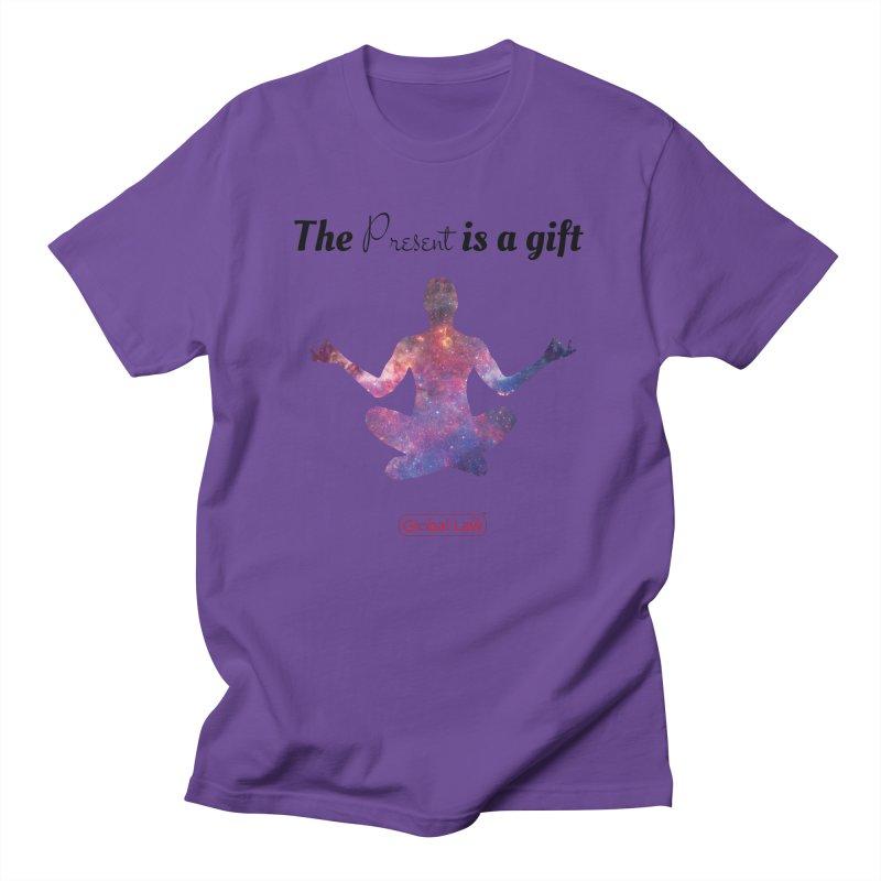 Be Present Men's T-Shirt by GlobalLawTV's Artist Shop