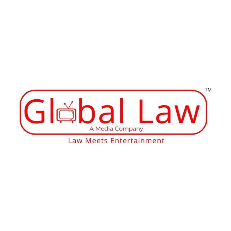 Global Law Media Sticker Accessories Sticker by GlobalLawTV's Artist Shop