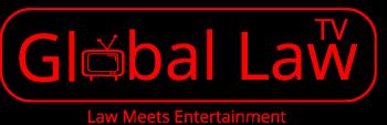 GlobalLawTV's Artist Shop Logo
