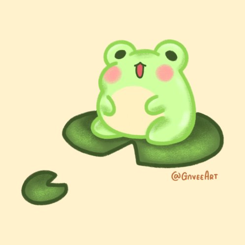 Design for Happy Froggy