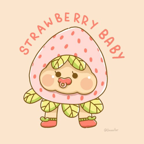 Design for Strawberry Baby