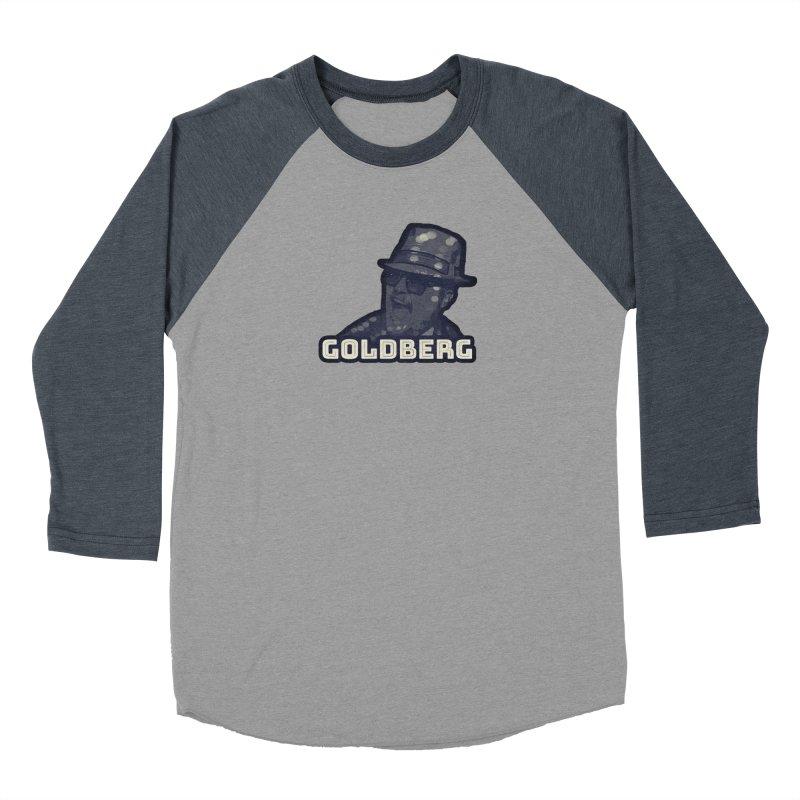 Goldberg Let's Dance ALT Women's Baseball Triblend T-Shirt by Goldberg's Artist Shop