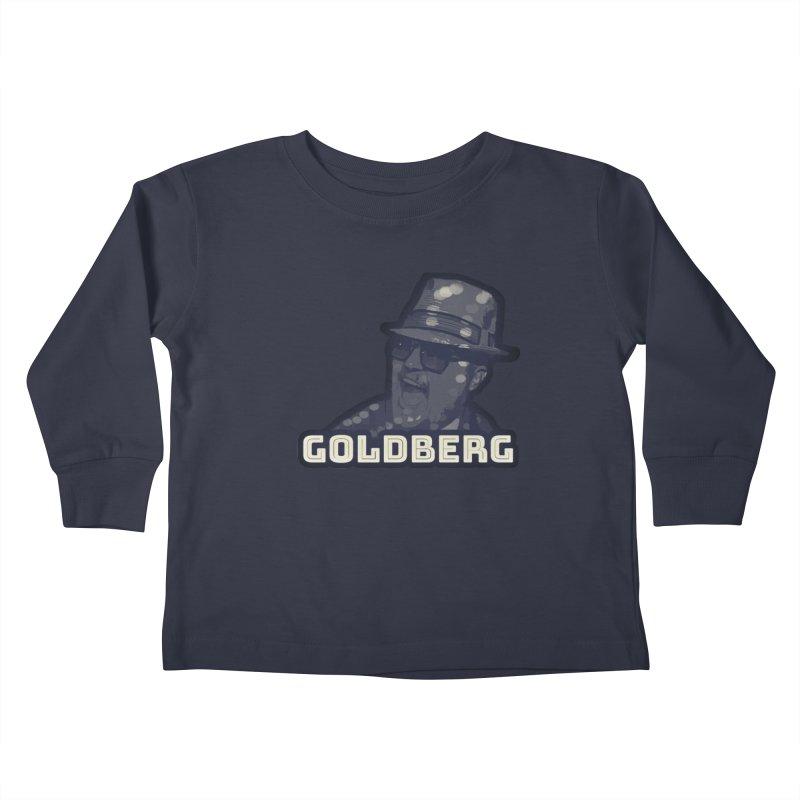 Goldberg Let's Dance ALT Kids Toddler Longsleeve T-Shirt by Goldberg's Artist Shop