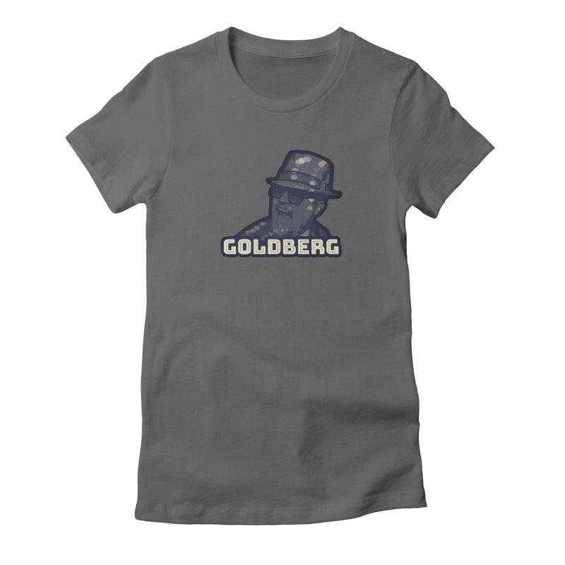 Goldberg Let's Dance ALT Women's Fitted T-Shirt by Goldberg's Artist Shop
