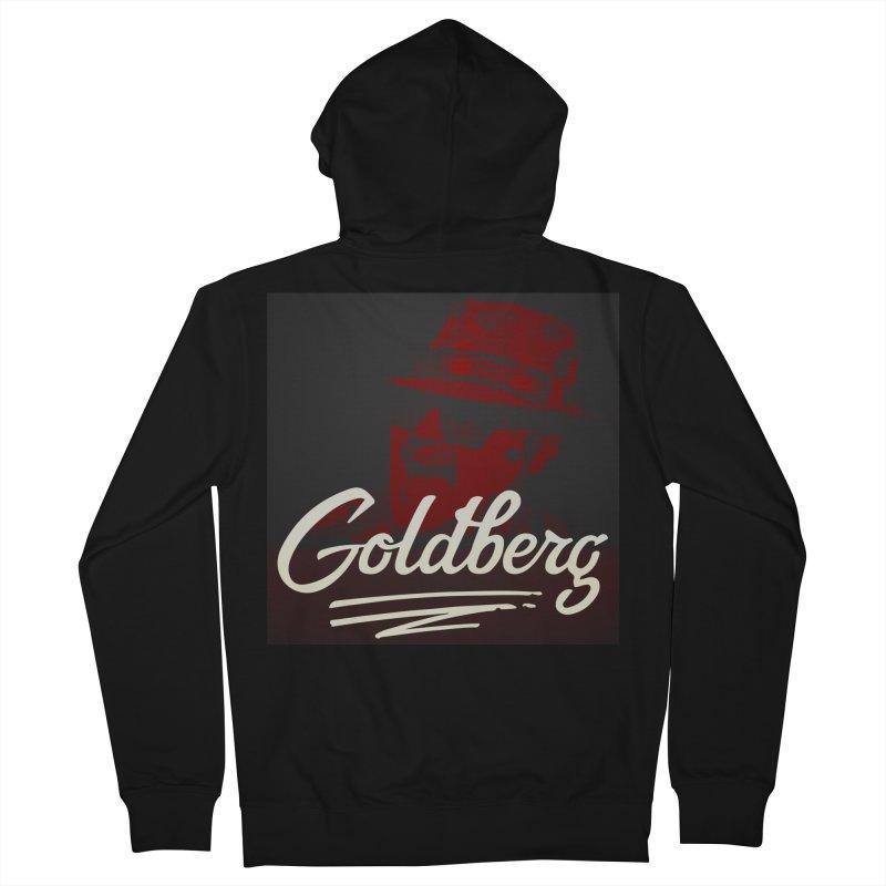 Goldberg Alt 2 Women's Zip-Up Hoody by Goldberg's Artist Shop