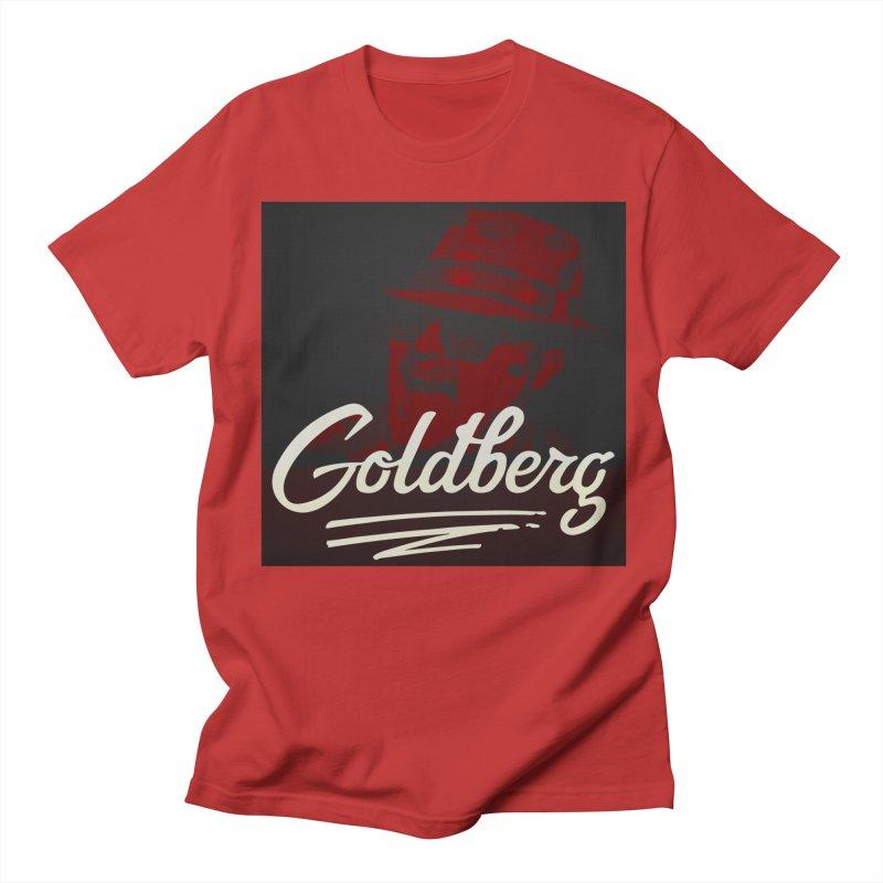 Goldberg Alt 2 Men's T-Shirt by Goldberg's Artist Shop