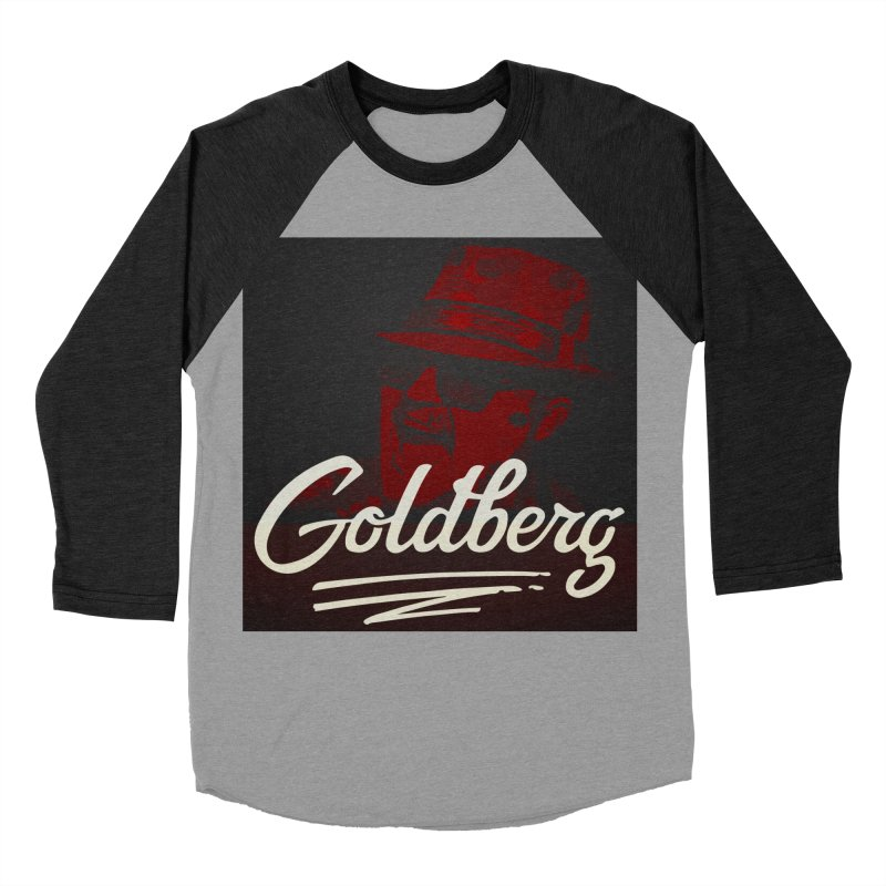 Goldberg Alt 2 Women's Baseball Triblend T-Shirt by Goldberg's Artist Shop