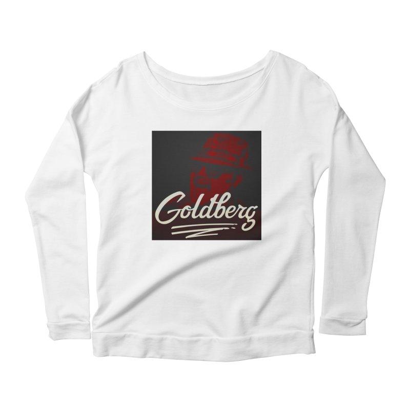 Goldberg Alt 2 Women's Longsleeve Scoopneck  by Goldberg's Artist Shop