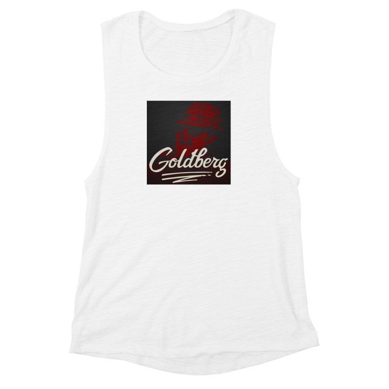 Goldberg Alt 2 Women's Muscle Tank by Goldberg's Artist Shop