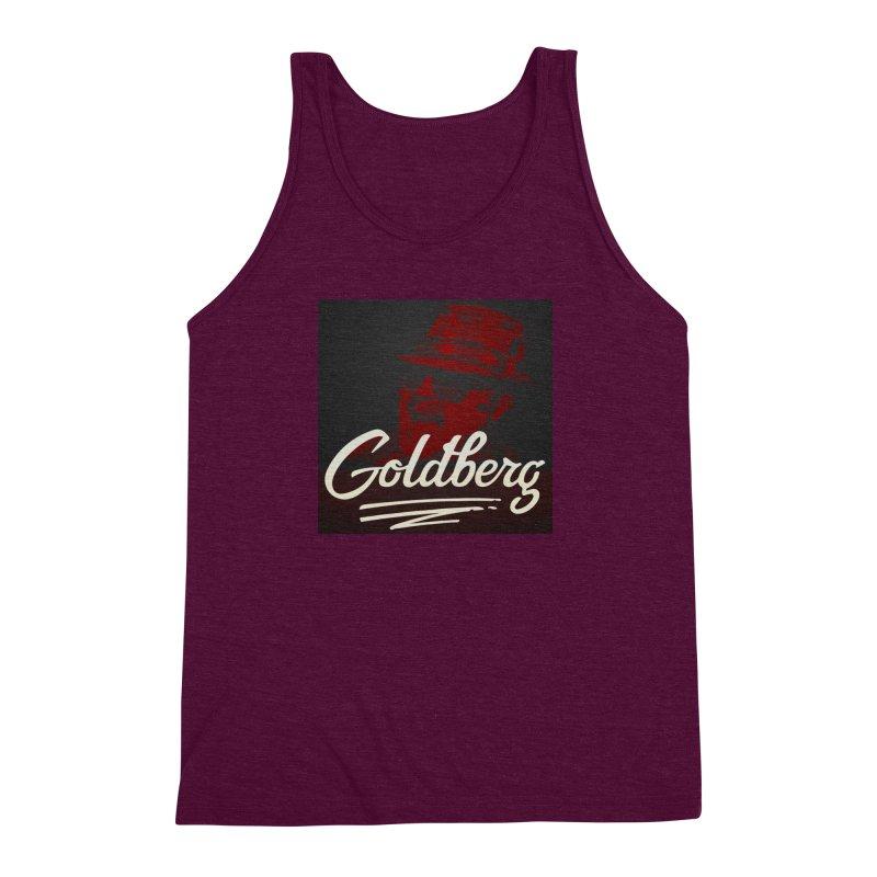 Goldberg Alt 2 Men's Triblend Tank by Goldberg's Artist Shop