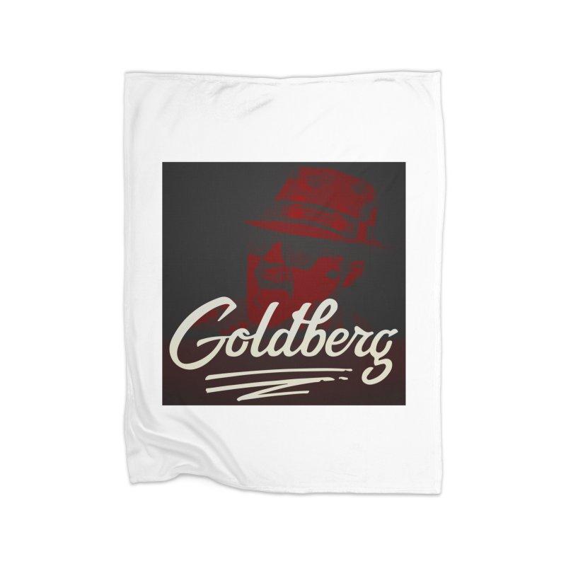 Goldberg Alt 2 Home Blanket by Goldberg's Artist Shop