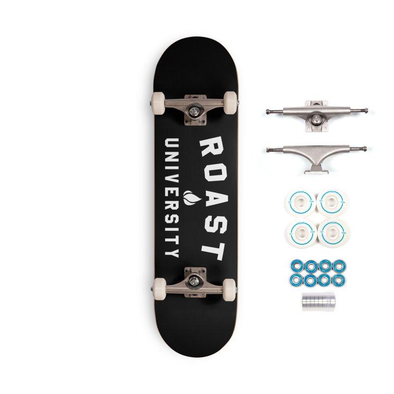 Roast University Accessories Skateboard by Golden Pony Gear