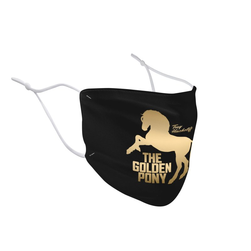 The Golden Pony Accessories Face Mask by Golden Pony Gear