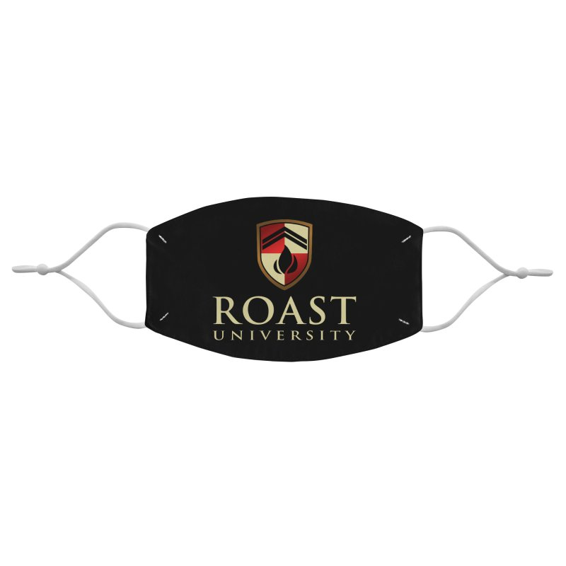 Roast University - The Valedictorian Accessories Face Mask by Golden Pony Gear