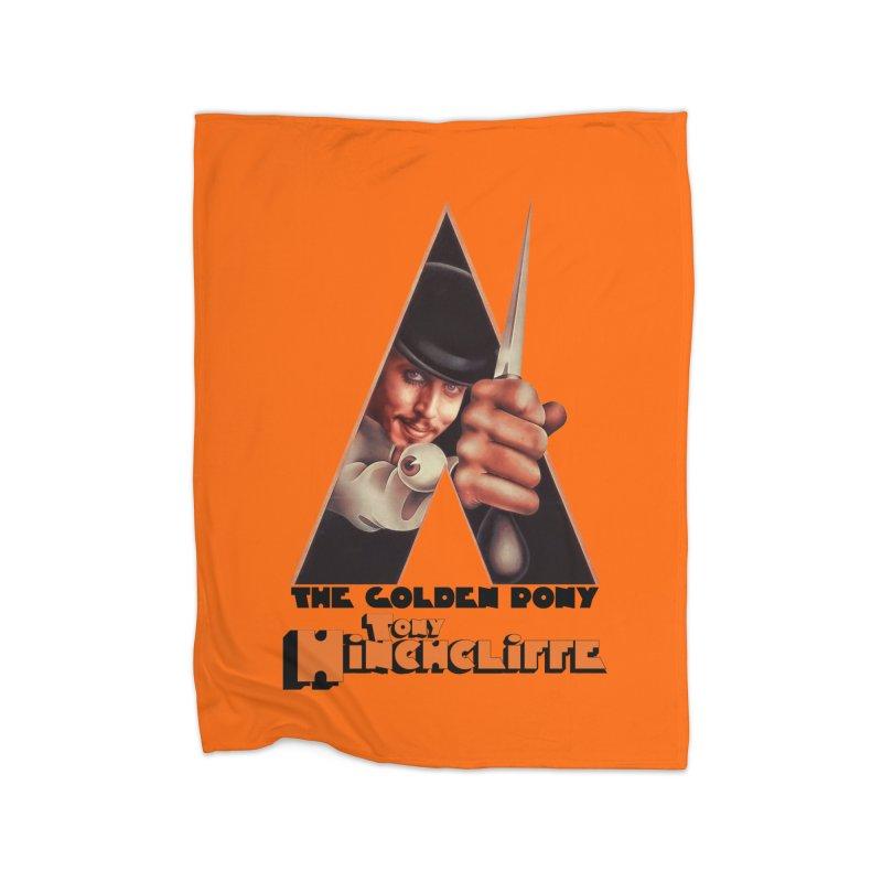 Clockwork Hinchcliffe Home Blanket by Golden Pony Gear