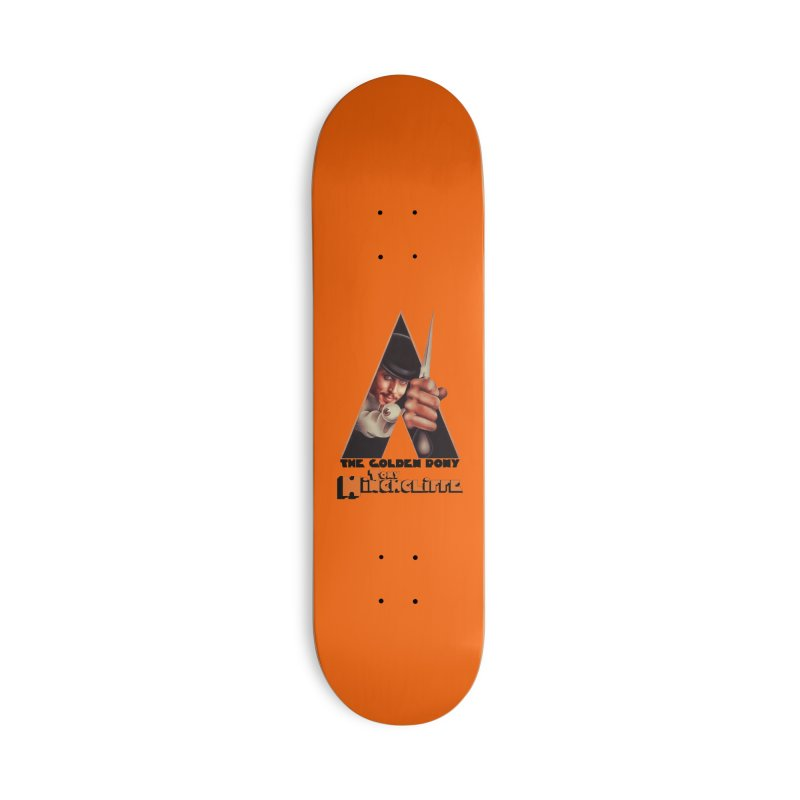 Clockwork Hinchcliffe Accessories Skateboard by Golden Pony Gear