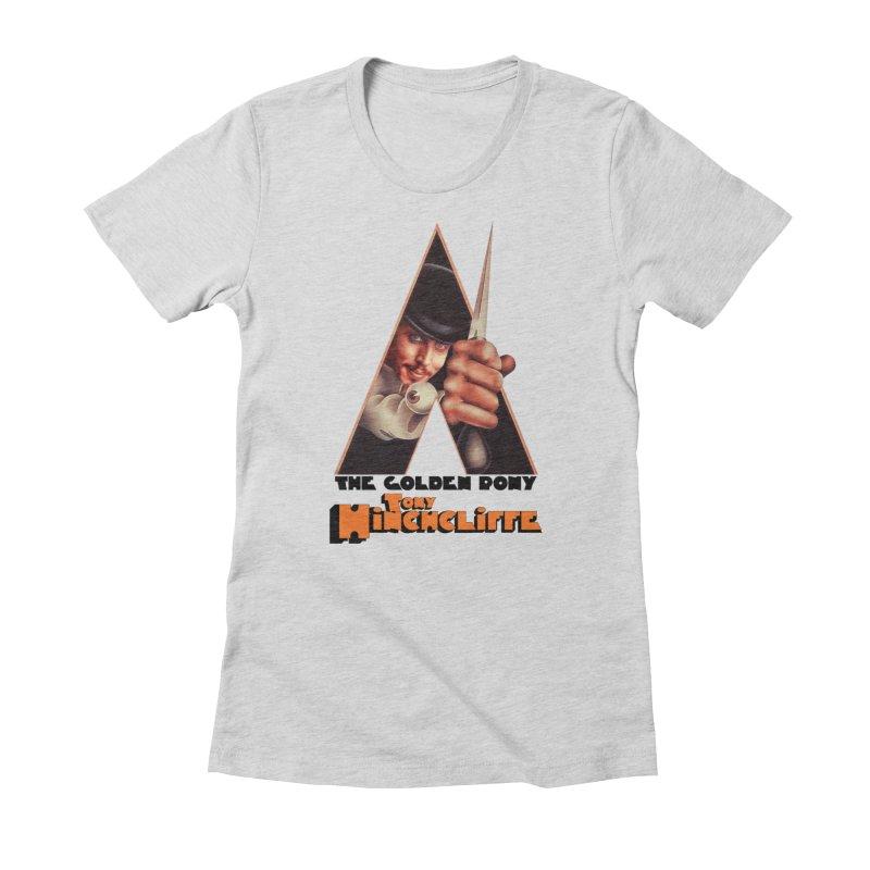 Clockwork Hinchcliffe Women's T-Shirt by Golden Pony Gear