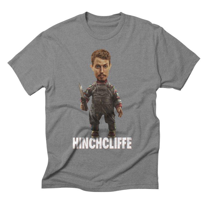 Chucky Hinchcliffe Men's T-Shirt by Golden Pony Gear