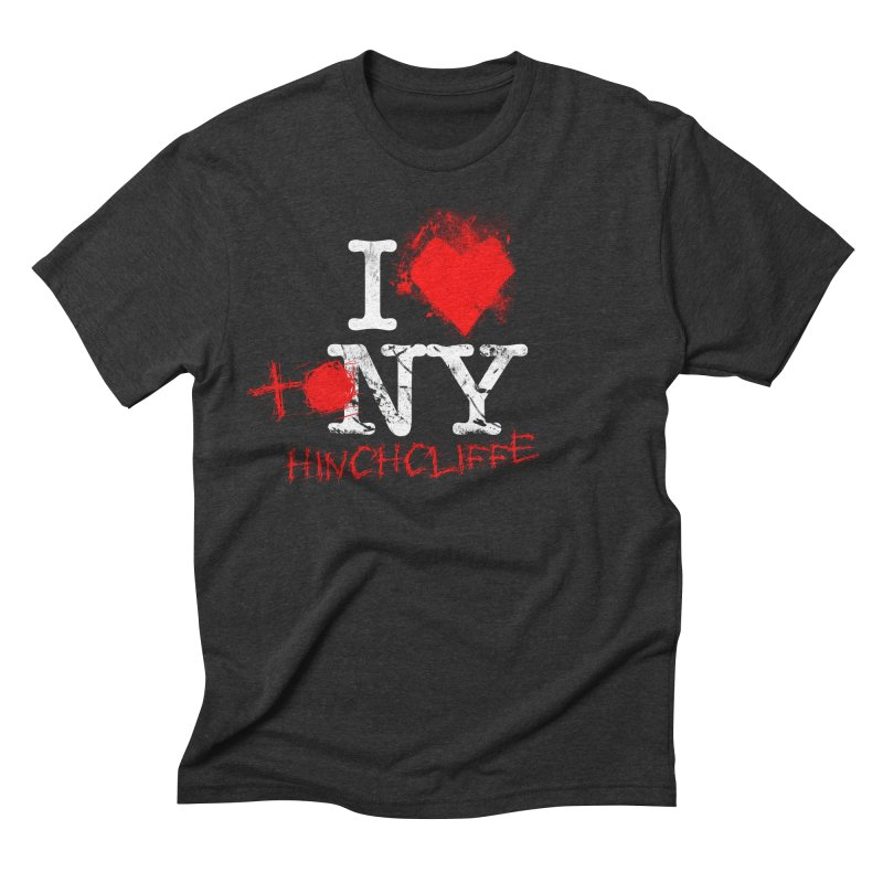 I Heart Tony Men's T-Shirt by Golden Pony Gear