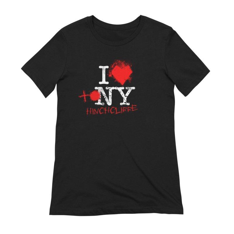 I Heart Tony Women's T-Shirt by Golden Pony Gear