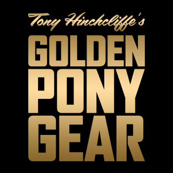 Golden Pony Gear Logo