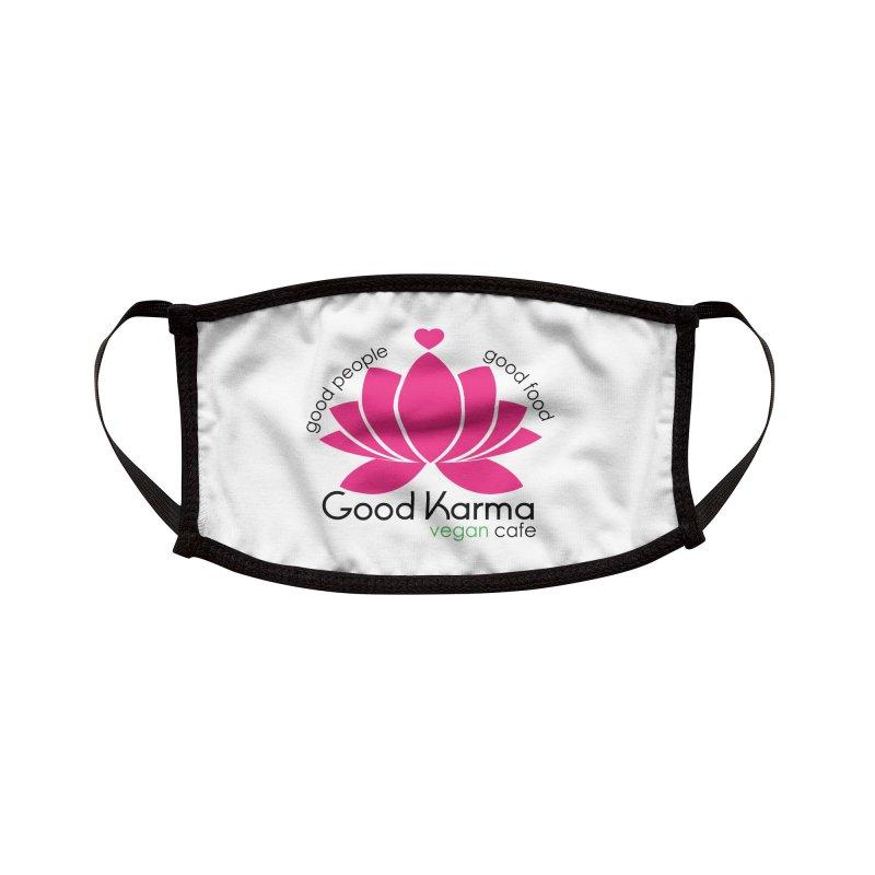 Good Karma Vegan Cafe NJ Accessories Face Mask by GoodKarmaVeganCafeNJ's Artist Shop
