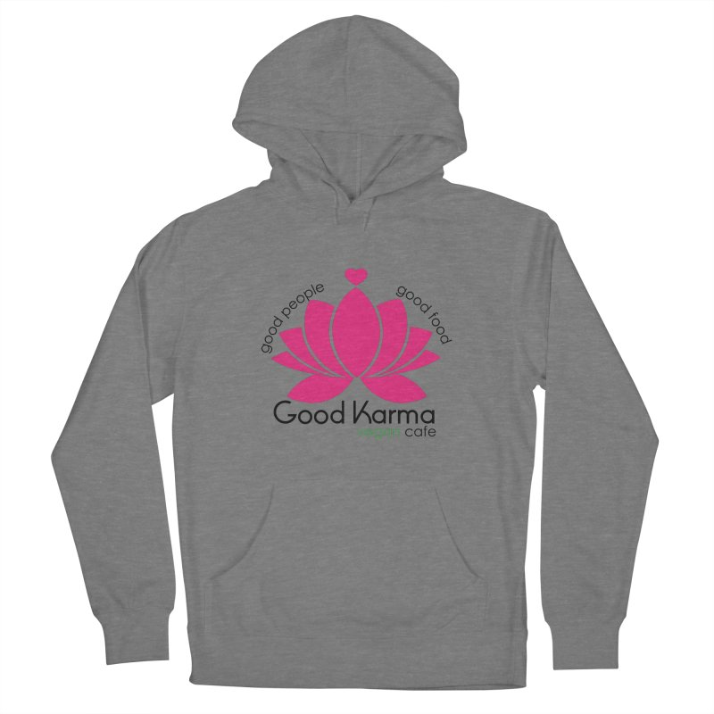 Good Karma Vegan Cafe NJ Women's Pullover Hoody by GoodKarmaVeganCafeNJ's Artist Shop