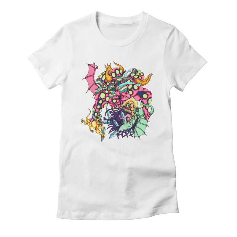 Something Wicked This Way Comes Women's T-Shirt by Good Job Robb