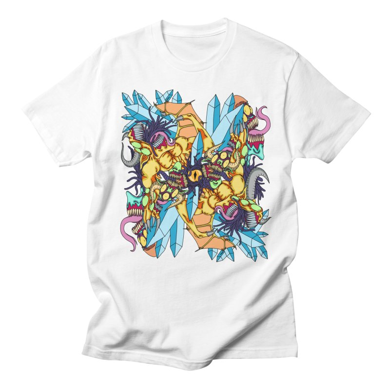 Kill Your Time In Color Men's T-Shirt by Good Job Robb