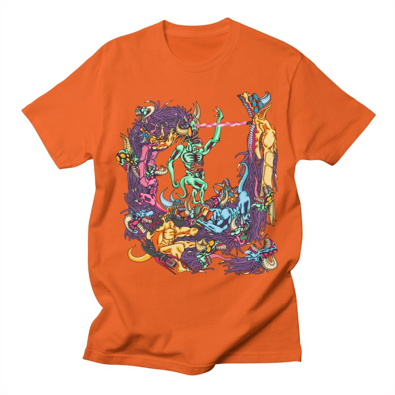 Here is where you lose yourself Men's T-Shirt by Good Job Robb