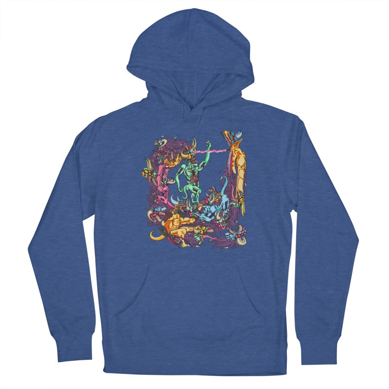 Here is where you lose yourself Men's Pullover Hoody by Good Job Robb