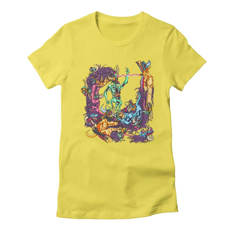 Here is where you lose yourself Women's T-Shirt by Good Job Robb