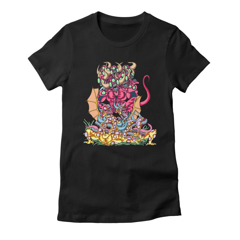 Making A Mess Of An Experiment Women's T-Shirt by Good Job Robb