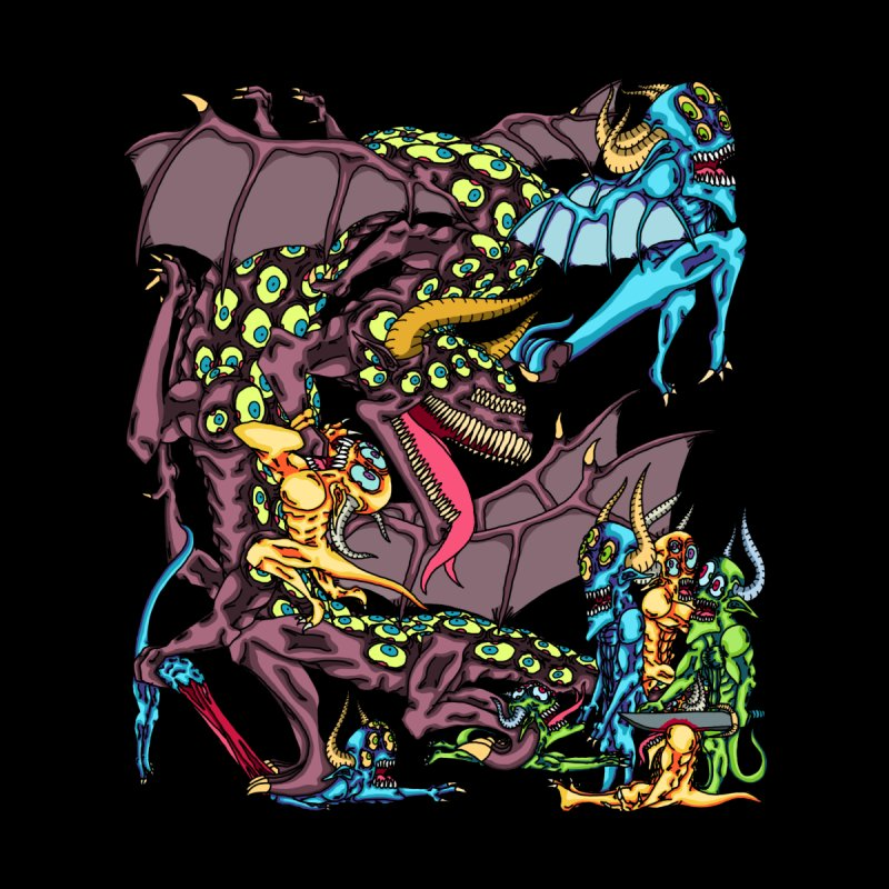 A Nightmare Unleashed Men's T-Shirt by Good Job Robb