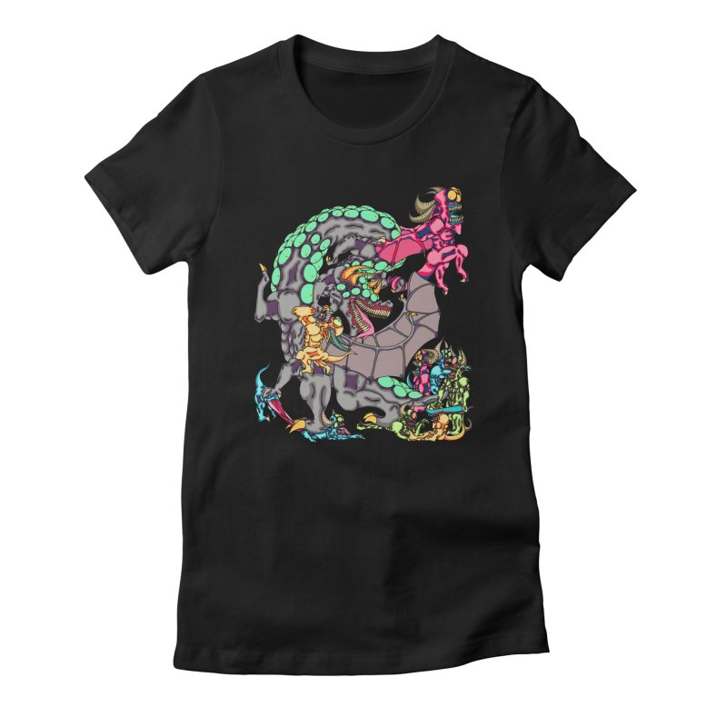 A Nightmare Unleashed Women's T-Shirt by Good Job Robb