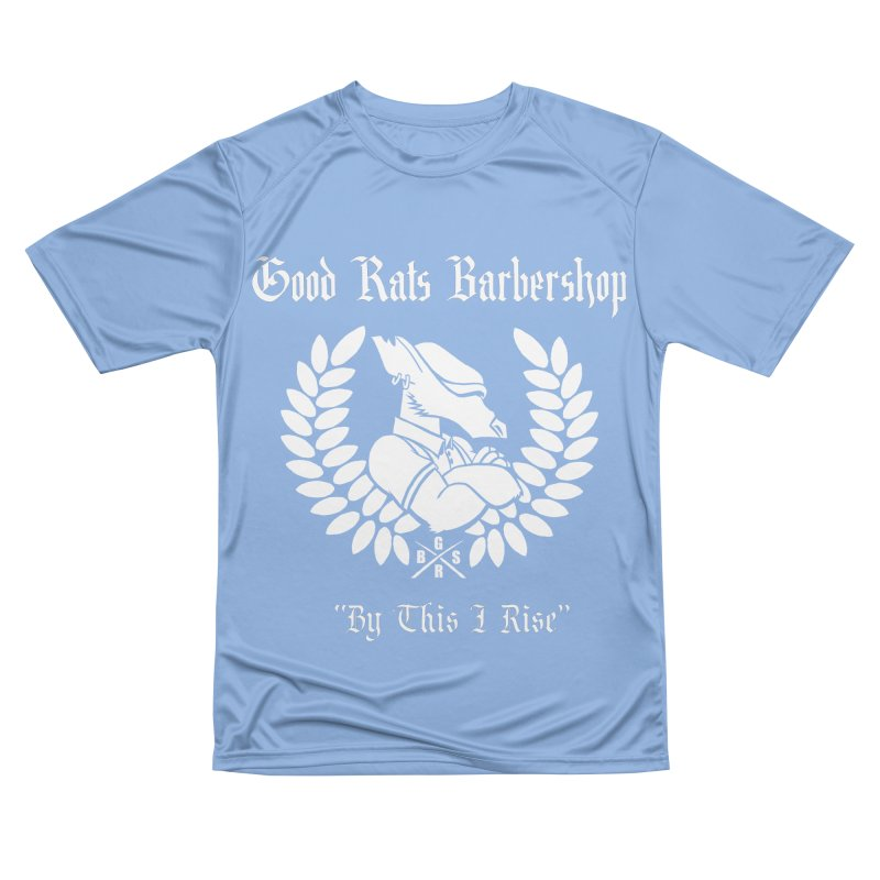Good Rats RISE Men's T-Shirt by Good Rats Barbershop