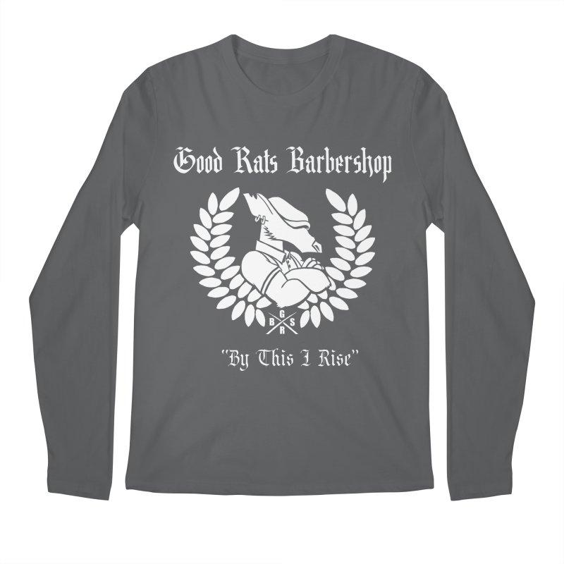 Good Rats RISE Men's Longsleeve T-Shirt by Good Rats Barbershop