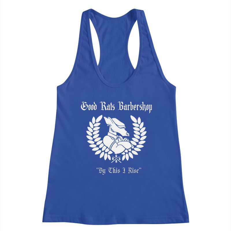 Good Rats RISE Women's Tank by Good Rats Barbershop