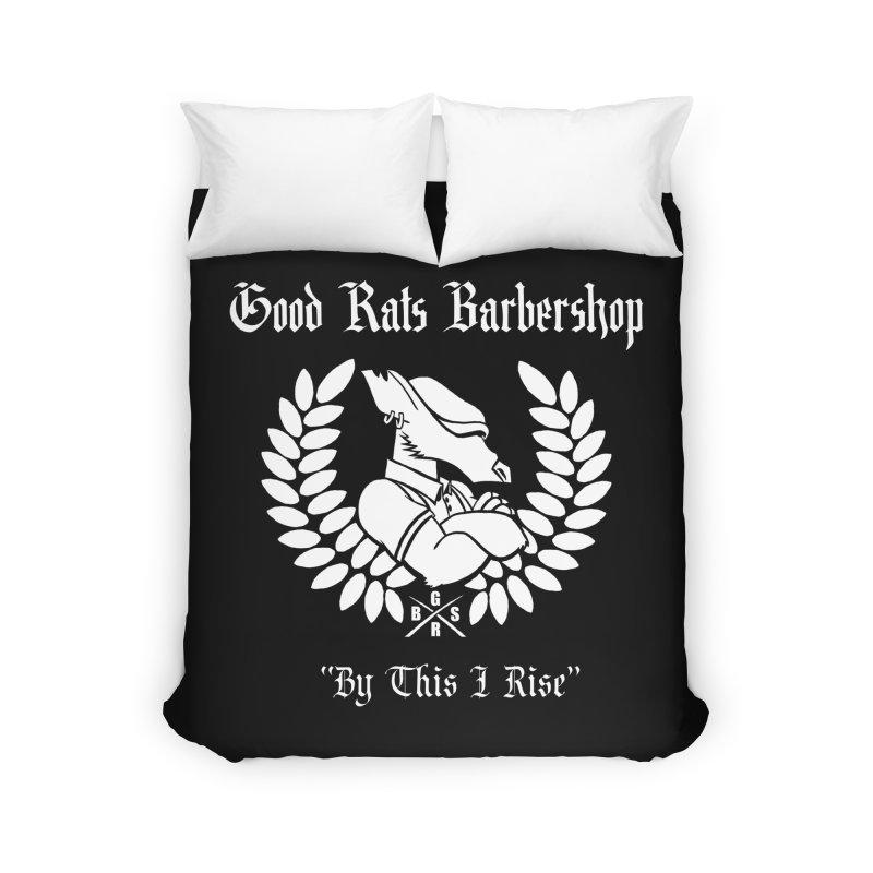 Good Rats RISE Home Duvet by Good Rats Barbershop