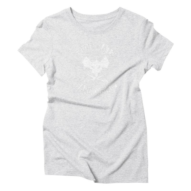 Scissor Face Women's T-Shirt by Good Rats Barbershop