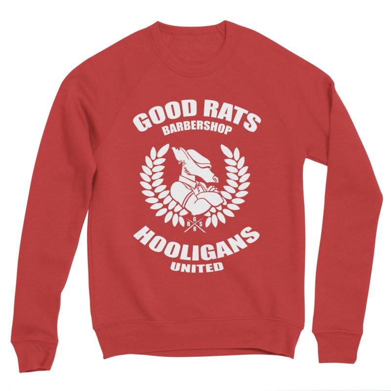 Hooligans United Women's Sweatshirt by Good Rats Barbershop