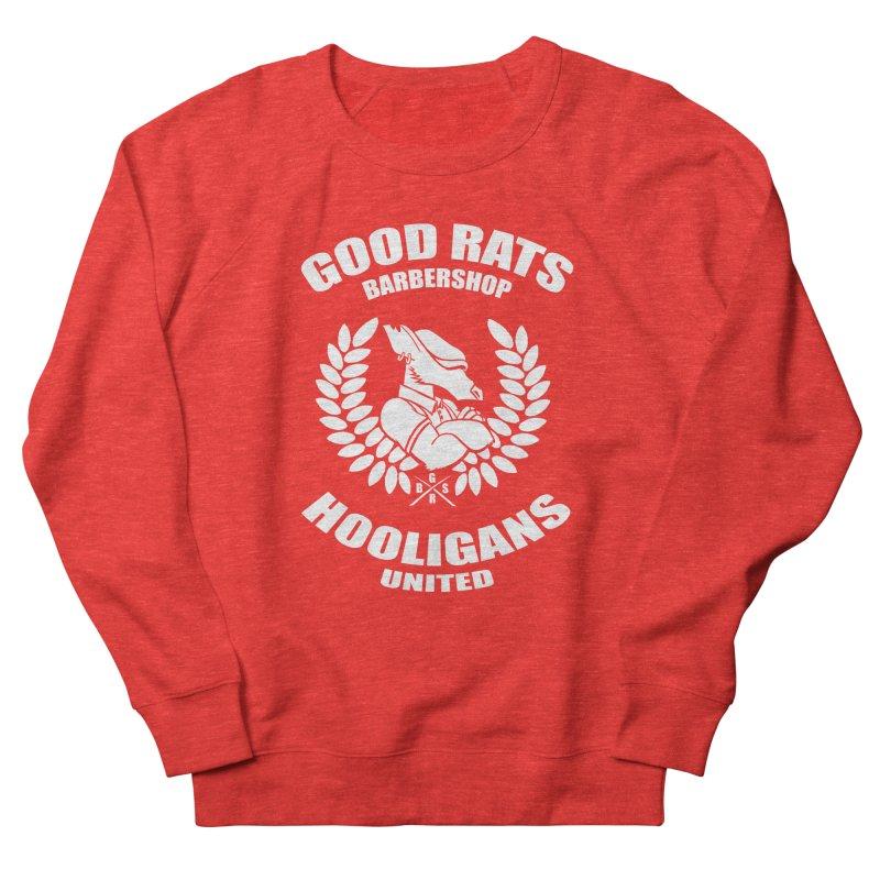 Hooligans United Men's Sweatshirt by Good Rats Barbershop