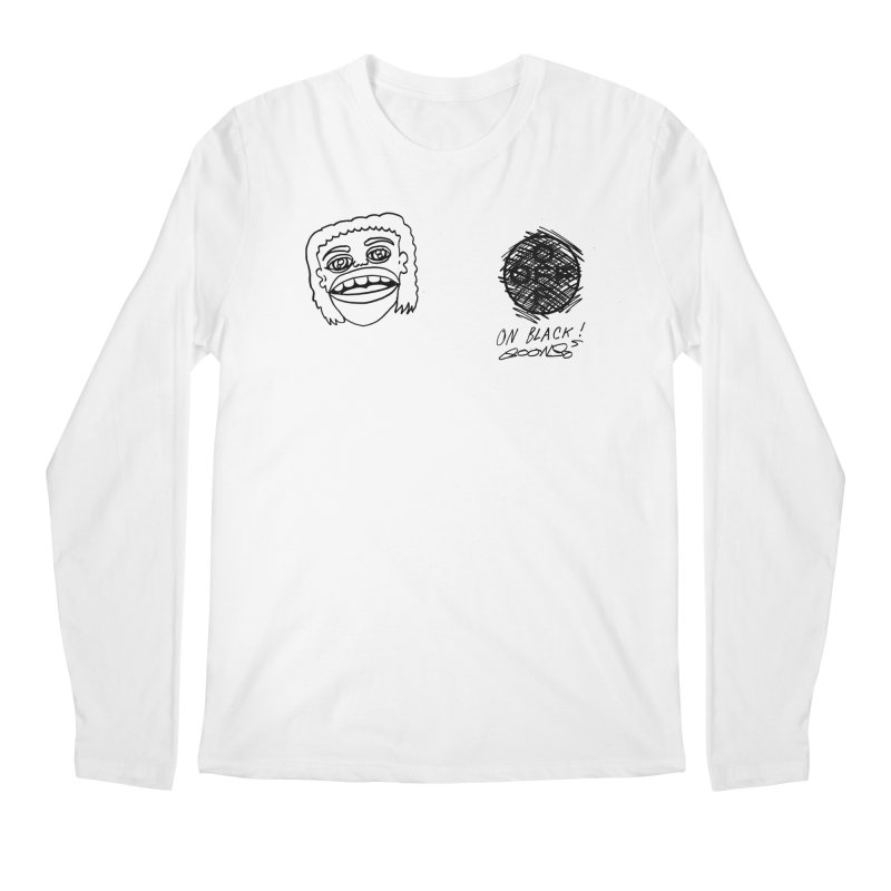 Goons! 3 Men's Longsleeve T-Shirt by GOONS