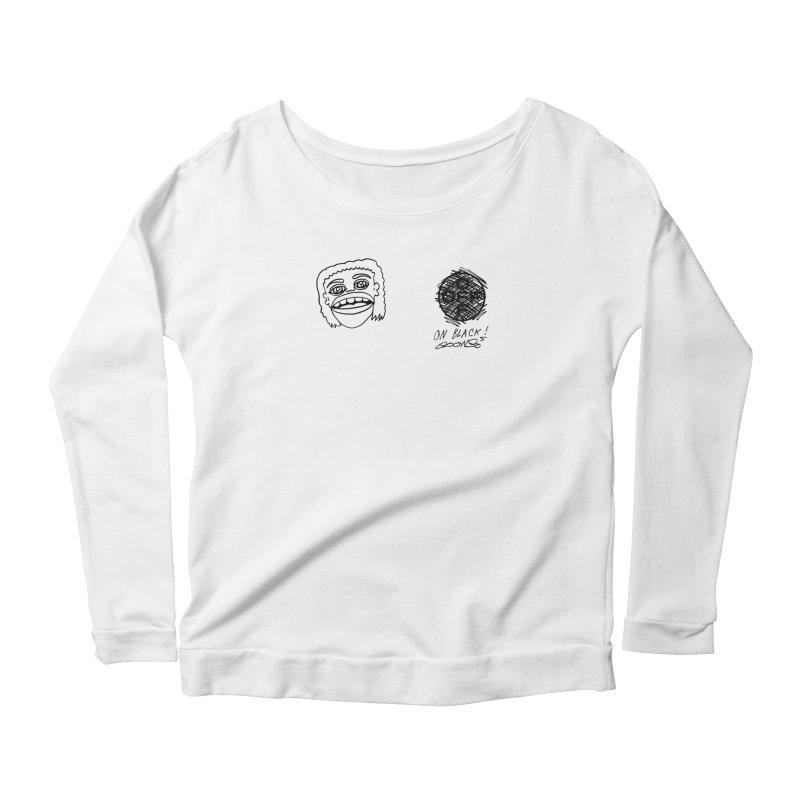 Goons! 3 Women's Scoop Neck Longsleeve T-Shirt by GOONS