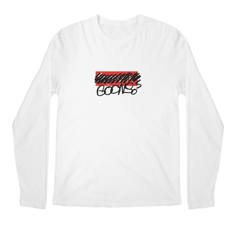 Goonpreme! Men's Regular Longsleeve T-Shirt by GOONS