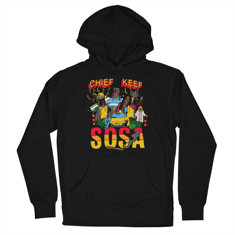 Sosa Baby Men's Pullover Hoody by GOONS