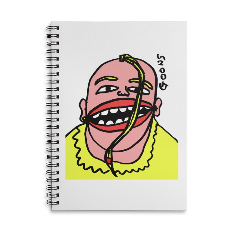 Goonie Baby Accessories Notebook by GOONS