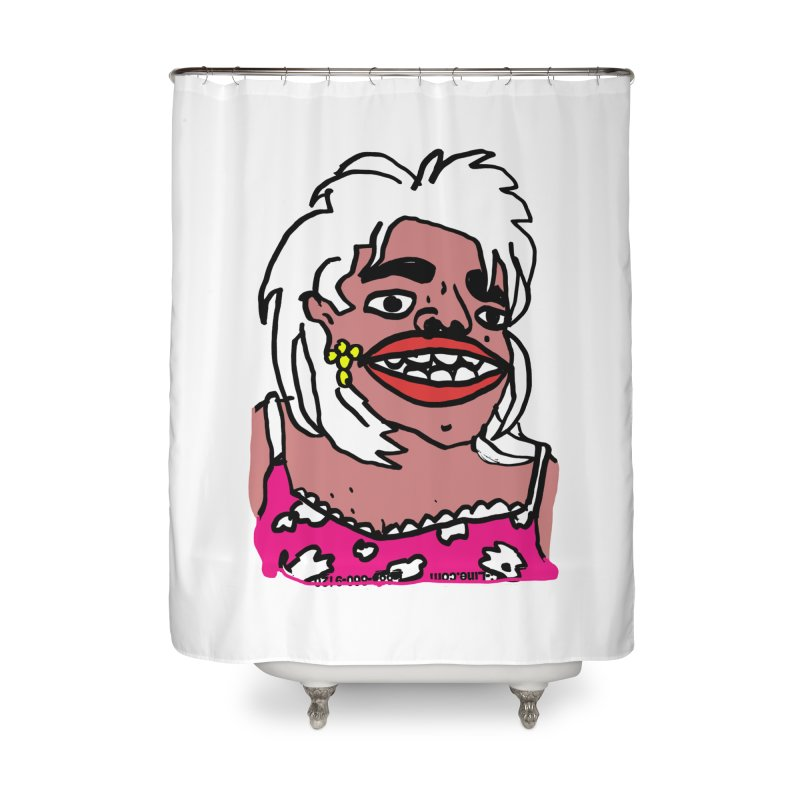 Goonzanea Home Shower Curtain by GOONS